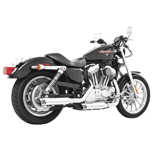"3-1/4"" Racing Slip-Ons for Sportster Models"