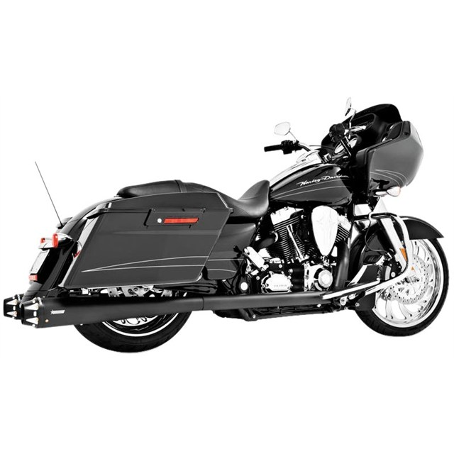 American Outlaw Dual System for Dresser, Road King Models