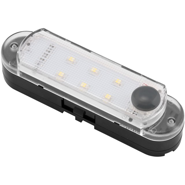 6V Dome Battery Light