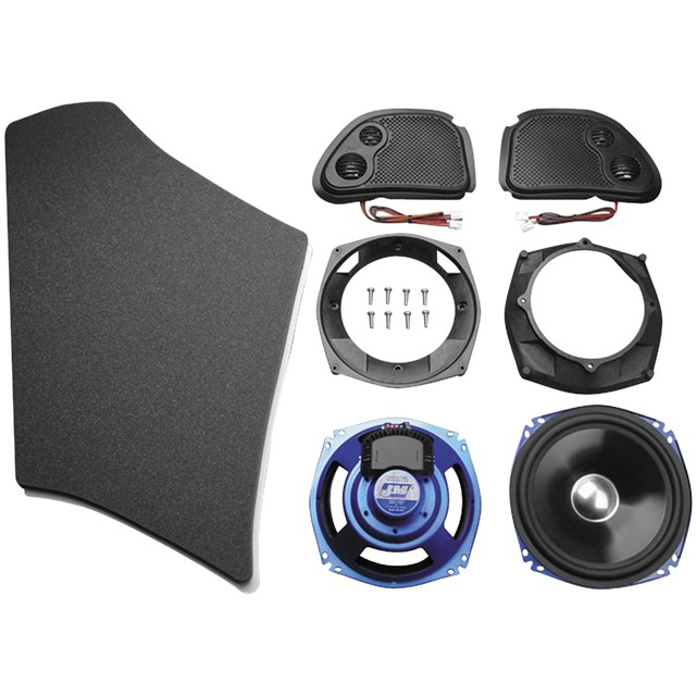 "Rokker™ Series XT 7.25"" Fairing Speaker Upgrade Kit"