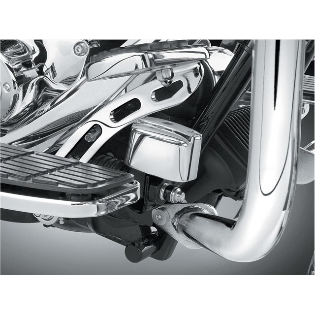 Rear Master Cylinder Cover for Softail and Road King Models