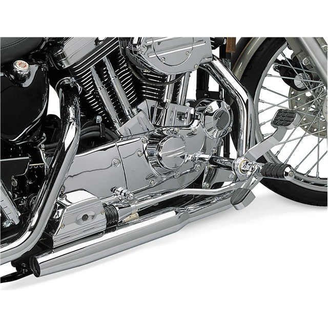 Rear Master Cylinder Cover for Sportster Models