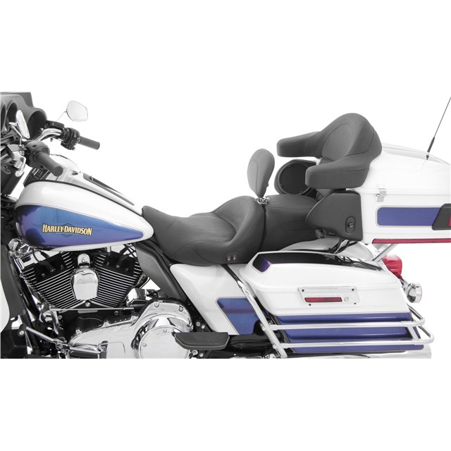 1-Piece Heated Super Touring Seat