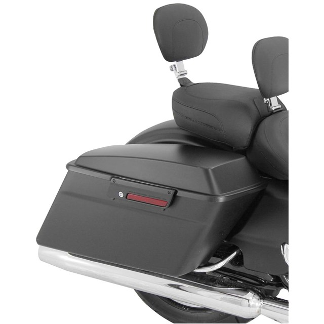 "13.5"" Recessed Wide Rear Passenger Seats with Backrest"