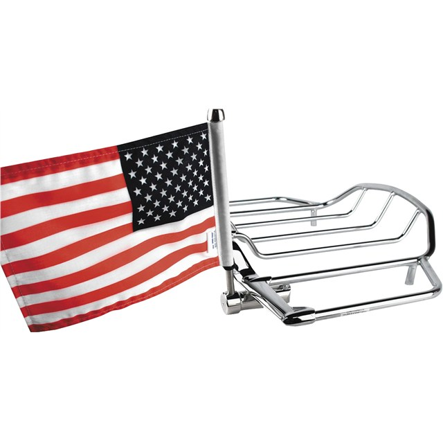 "Air Wing Rack Mount with 6"" x 9"" USA Flag"