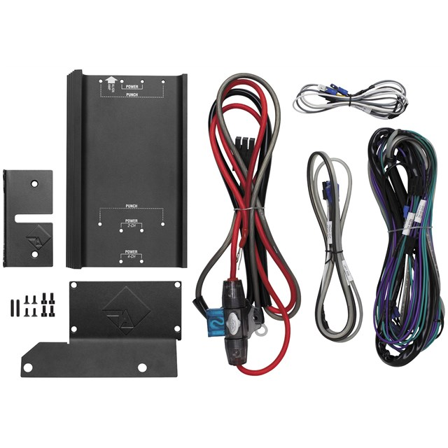 Amplifier Installation Kit