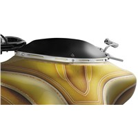 Billet Windshield Trim