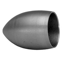 Raw Steel Mounting Cup