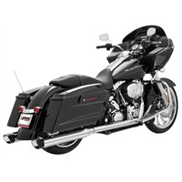 Racing Dual Systems for Dresser, Road King Models