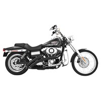 Sharp Curve Rad Radius Exhaust System for Dyna Models