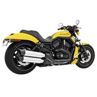 Slip-On Mufflers for V-Rod Models