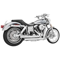 Staggered Duals Exhaust System for Dyna Models