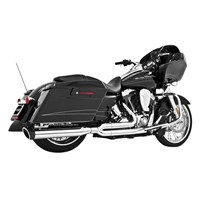 Union 2-into-1 Exhaust System for Touring Models