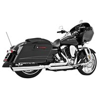 Union 2-Into-1 for Dresser, Road King Models