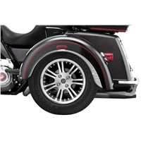 Rear Fender Flares for Trikes