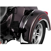 Rear (Leading Edge) Fender Accents for Trikes