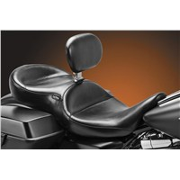 Continental Seat with Rider Backrest