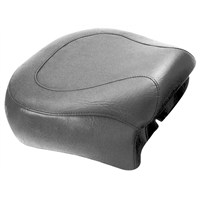 Wide Vintage Rear Seat for Sportster Models