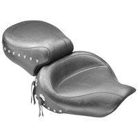 Wing Studded Touring Seat for Dyna Models