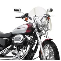 Switchblade® Windshield Shorty® FX Narrow Glide, FX Softail Models