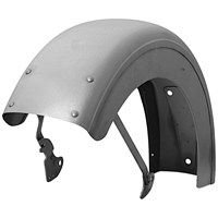 Bobbed Rear Fender for Rigid Models
