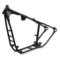 Wide Tire Rigid Frames for Sportsters