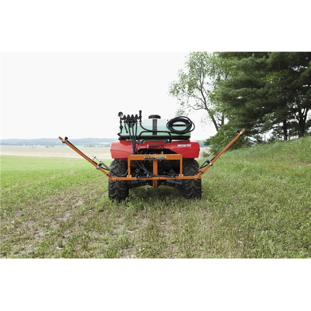 "Speedrack Sprayer With 120"" Boom Kit"
