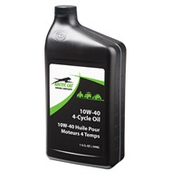 10W40 ATV Engine Oil, Quart