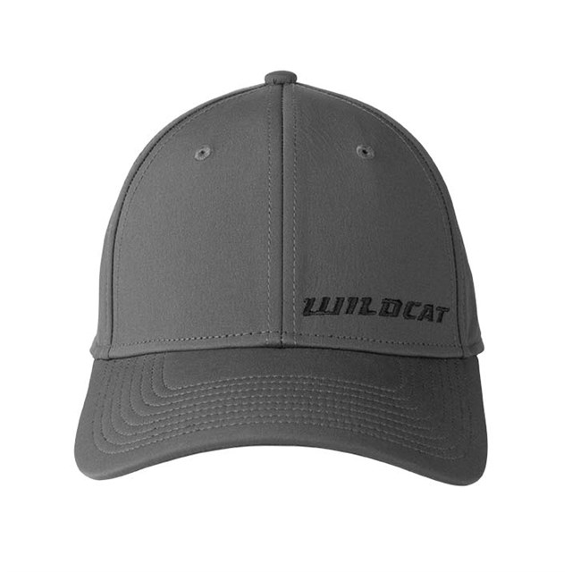 Wildcat Performance Cap - Titanium