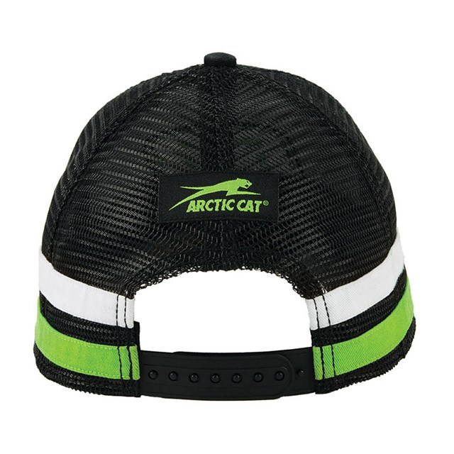 68 Tucker Stripes Cap w/Mesh