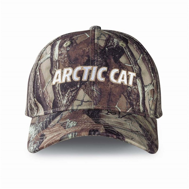 Arctic Cat HTC Camo Cap