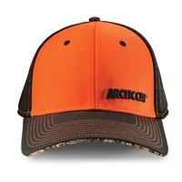 Performance w/Mesh Cap Orange - Small/Medium