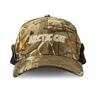 Earlap Cap Camo - Small/Medium
