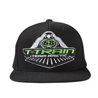 T-Train Flat Brim Cap