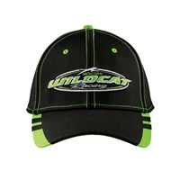 Wildcat Racing Lime Cap - S/M