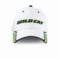 Wildcat White Cap - L/XL