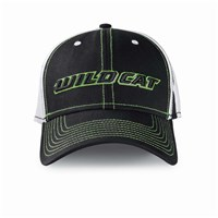 Wildcat Black & White Cap