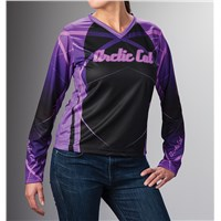 Arctic Cat Purple Jersey