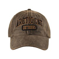 Arctic Cat Outdoors Cap
