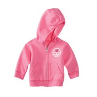 Team Arctic Racing Full-Zip Hoodie Pink