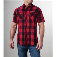 Arctic Cat Plaid Shirt Red