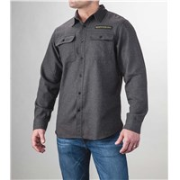 Arctic Cat Flannel Gray