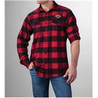 Arctic Cat Flannel Shirt Red