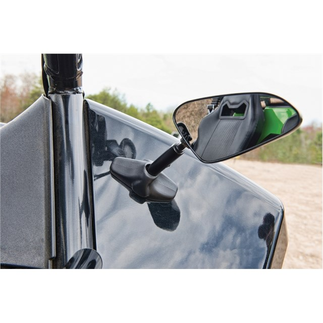 Side Mirror - Rh - Fender Mount