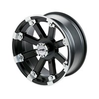 393 Wildcat Wheel 14 X 8 - Rear