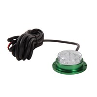 LED Rock Light - Green
