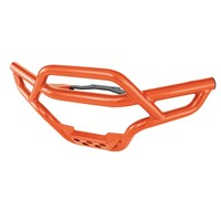 Aluminum Front Bumper - Orange Metallic