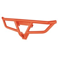 Aluminum Rear Bumper - Orange Metallic