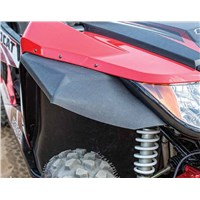 FENDER FLARES-FRONT, WC TRAIL