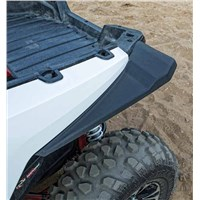 FENDER FLARES-REAR, WC TRAIL